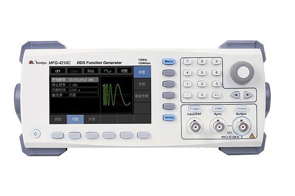 Gerador de Funções Arbitrária 25Mhz Minipa MFG-4210C  - MRE Ferramentas