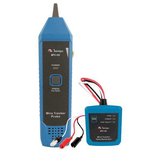 Identificador de Cabos Minipa MTC-183  - MRE Ferramentas