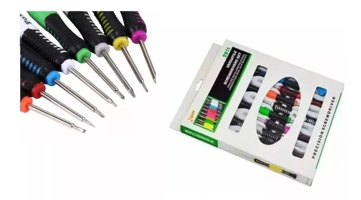 Kit de Ferramentas 16 Peças FM-Tools FM-2449 (Caixa com 10 Kits)  - MRE Ferramentas
