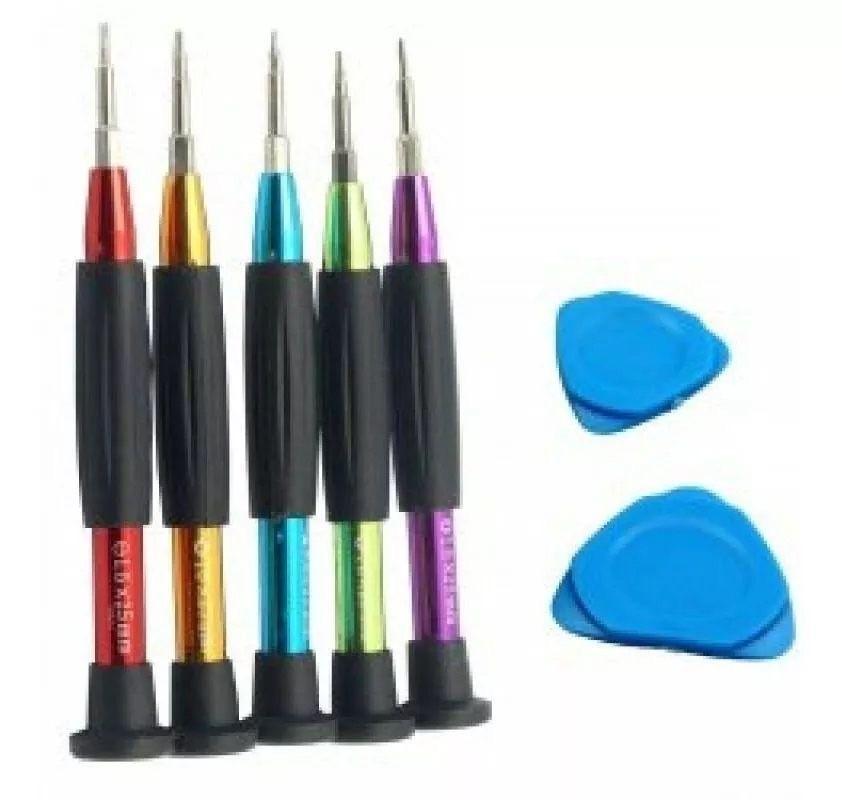 Kit de Ferramentas 7 Peças FM-Tools FM-2494 (Caixa com 10 Kits)  - MRE Ferramentas
