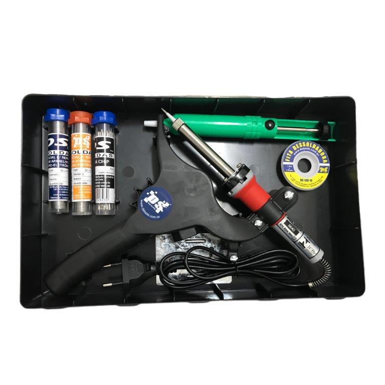 Kit de Soldagem DS-Tools DS-03  - MRE Ferramentas