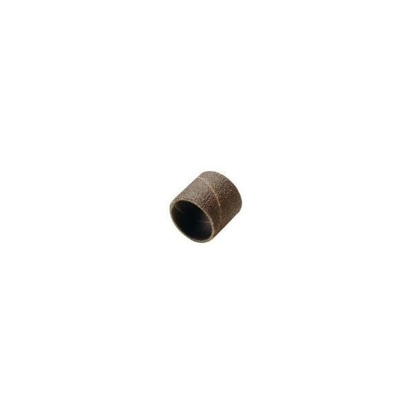 Kit Lixa P/ Micro Retifica Dremel Gr80 1/2 + Haste C/50 Pcs  - MRE Ferramentas