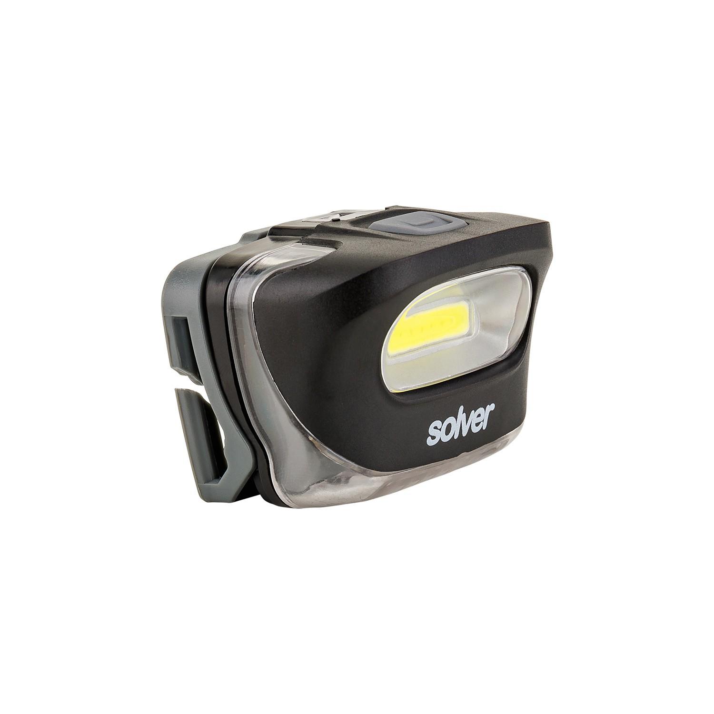Lanterna de Cabeça LED Solver SLP-10  - MRE Ferramentas