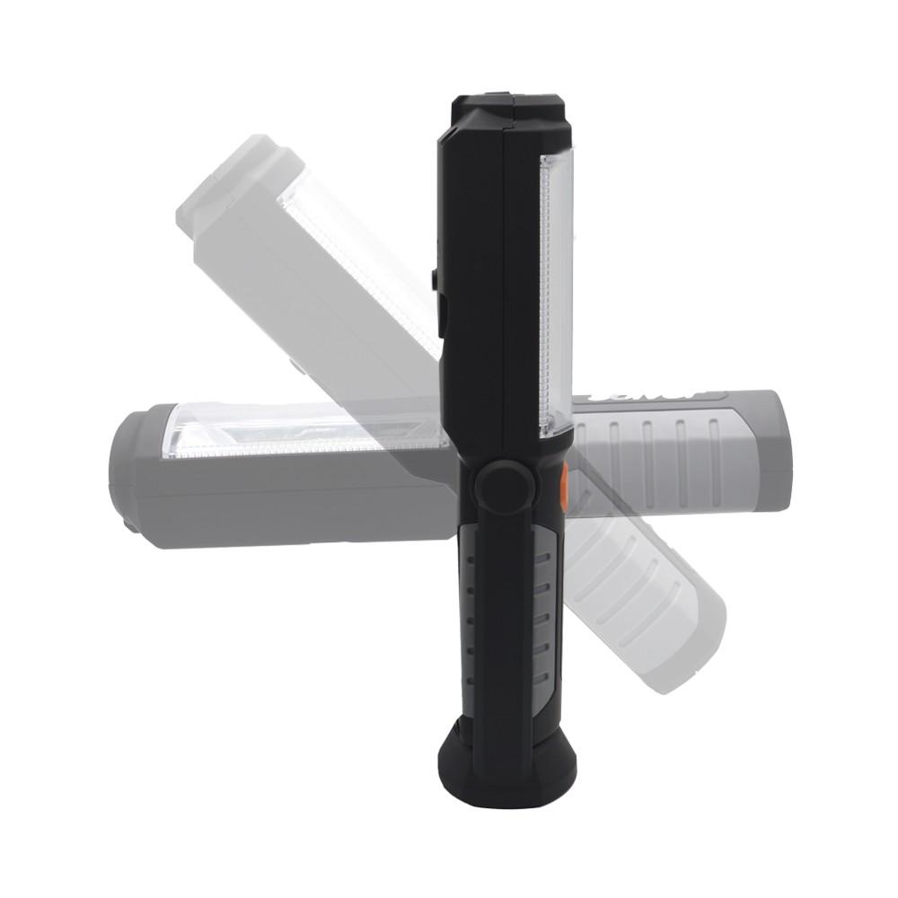 Lanterna Pro LED COB Solver SLP-301  - MRE Ferramentas