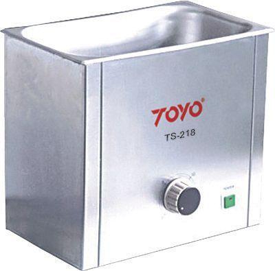 Limpador Ultrasônico Toyo TS-218 220v  - MRE Ferramentas
