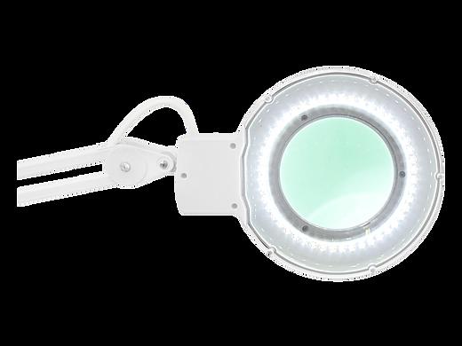 Lupa de bancada com iluminação LED Solver HL-500 Bivolt  - MRE Ferramentas