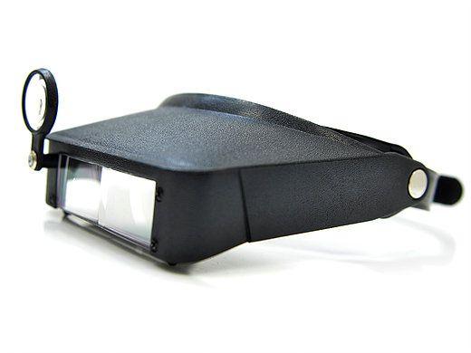 Lupa de Cabeça Solver SLC-1008  - MRE Ferramentas