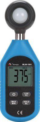 Luxímetro Digital Minipa MLM-1001  - MRE Ferramentas