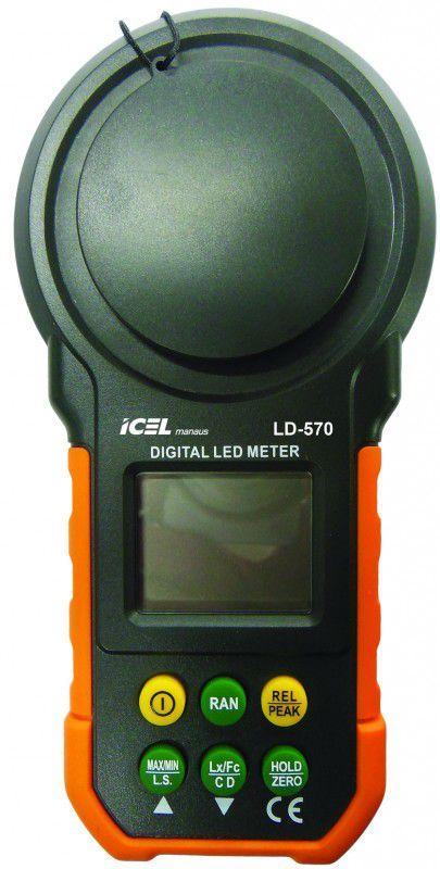 Luxímetro (LED) Digital Icel LD-570  - MRE Ferramentas