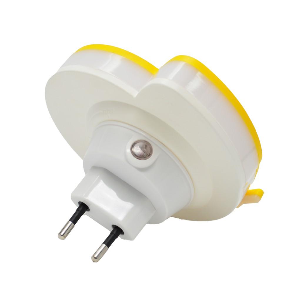 Luz Noturna LED Pintinho Amarelinho Solver SLM-203  - MRE Ferramentas