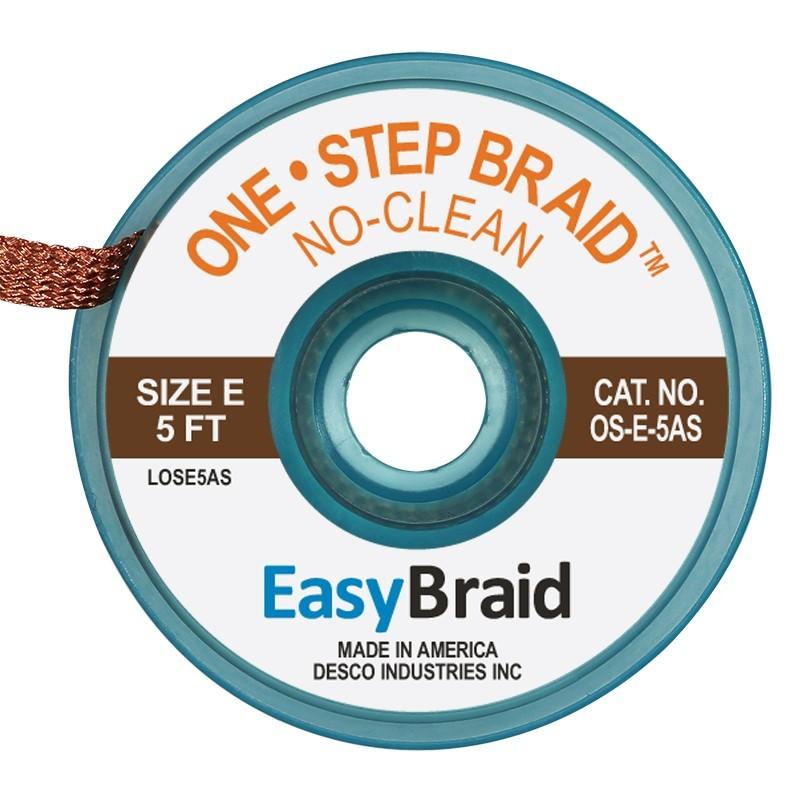 Malha Dessoldadora USA 3mm X 1,5M Easy Braid OS-E-5AS  - MRE Ferramentas