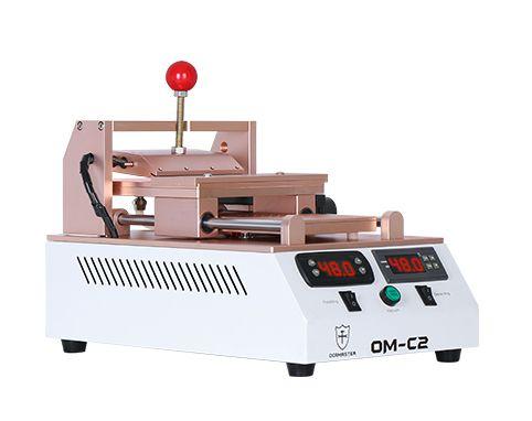 Máquina de Remoção de Polarizador e Vidro especial para iphone LCD Ocamaster OM-C2  - MRE Ferramentas