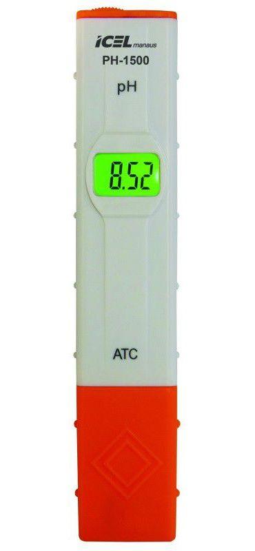 Medidor de PH Icel PH-1500  - MRE Ferramentas