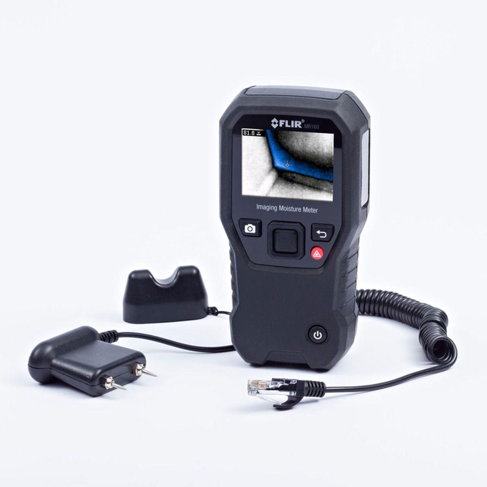 Medidor de Umidade com Imagem Térmica Flir MR-160  - MRE Ferramentas