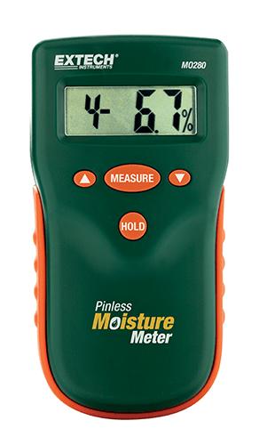 Medidor de umidade Sem Pino Extech MO280 (Refurbished)  - MRE Ferramentas