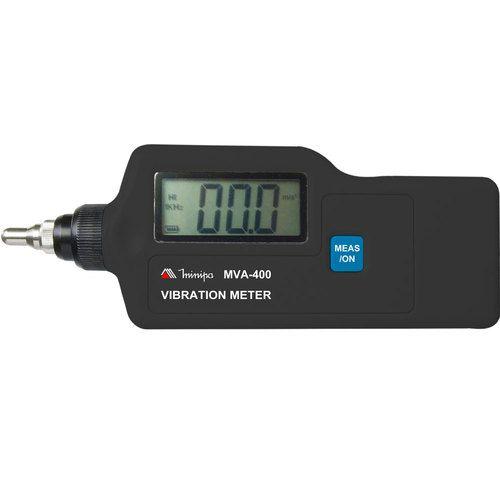 Medidor de Vibração Minipa MVA-400  - MRE Ferramentas