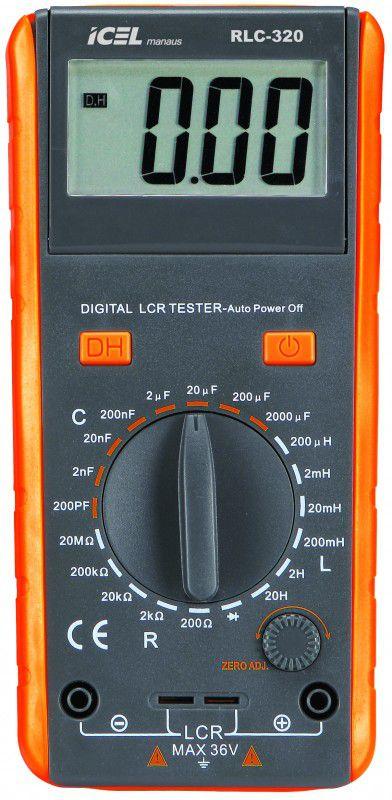Medidor RLC Digital Icel RLC-320  - MRE Ferramentas