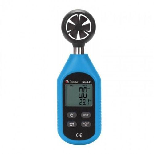 Mini Anemômetro Digital Minipa MDA-01  - MRE Ferramentas