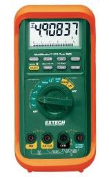 Multímetro de alta precisão MultiMaster® Extech MM570A (Refurbished)  - MRE Ferramentas