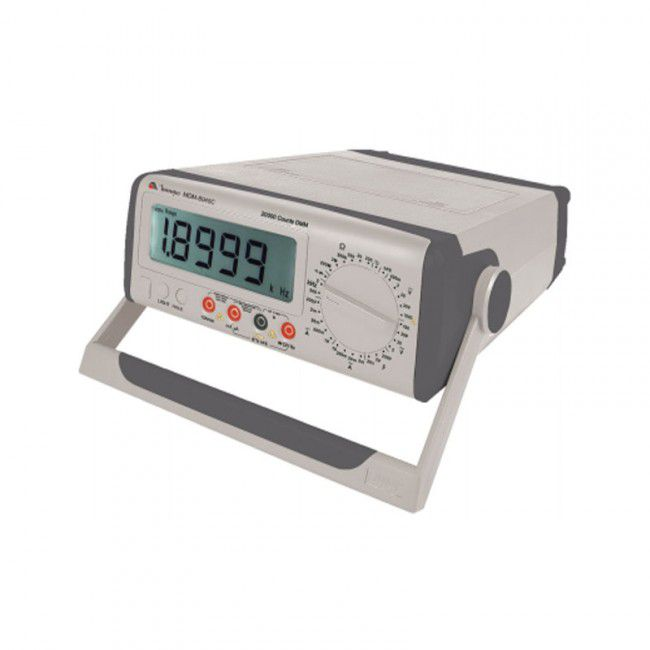 Multímetro Digital de Bancada Minipa MDM-8045C  - MRE Ferramentas