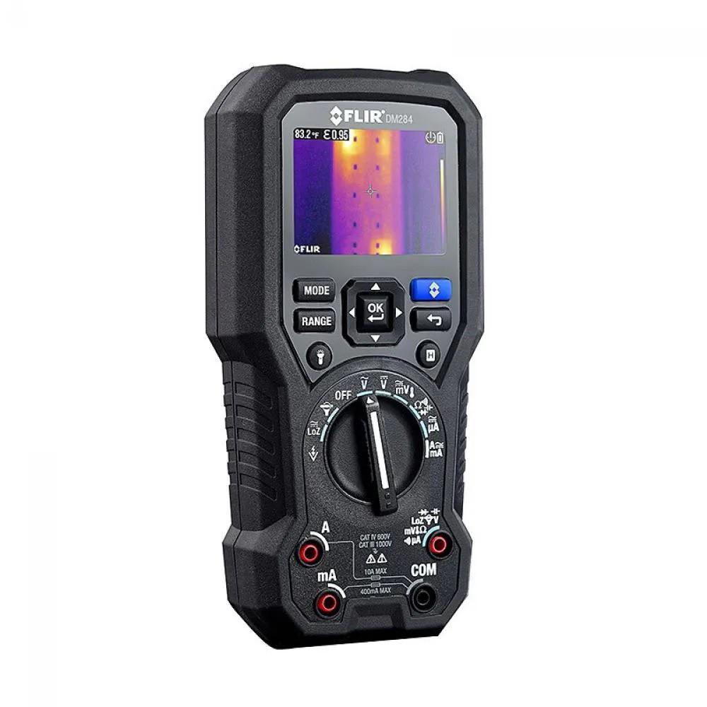 Multímetro Digital de Imagens Térmicas com IGM™ Flir DM284 (Refurbished)  - MRE Ferramentas