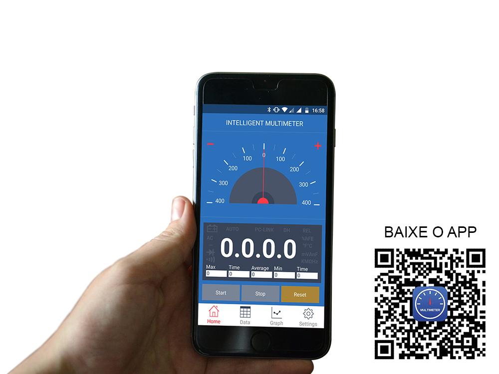 Multímetro Digital Hikari HM-2400  - MRE Ferramentas
