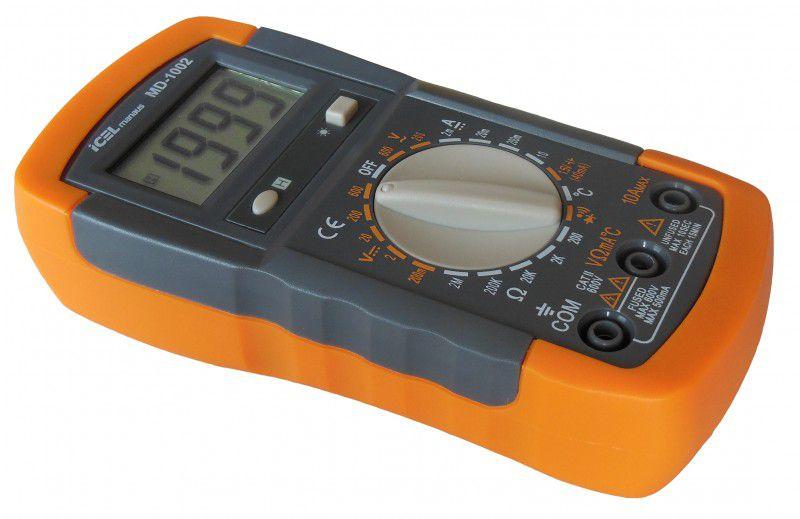 Multímetro Digital Icel MD-1002  - MRE Ferramentas