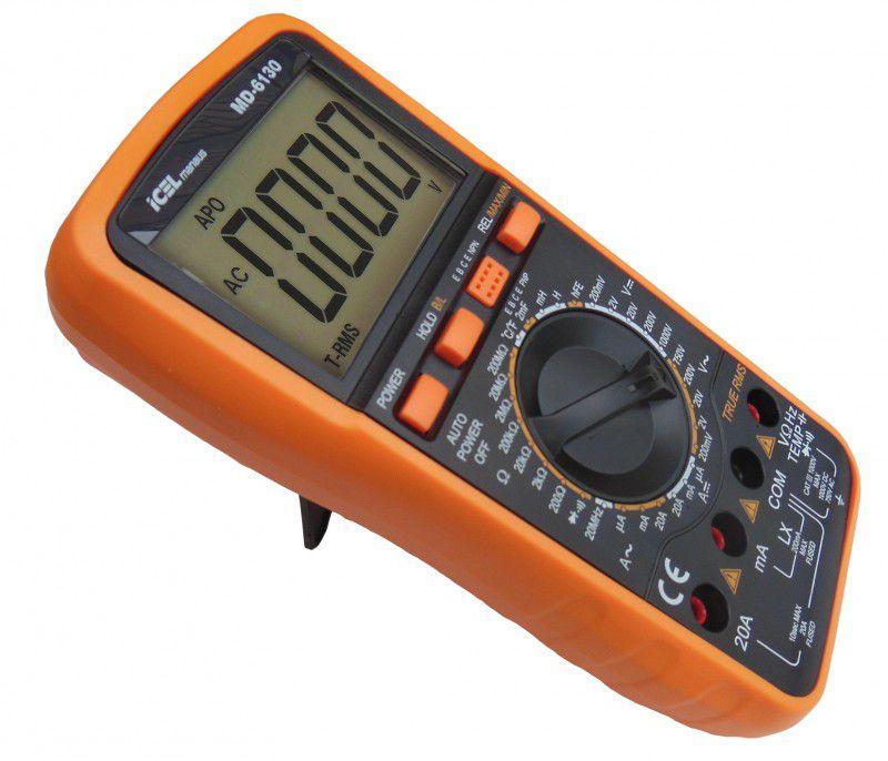 Multímetro Digital Icel MD-6130  - MRE Ferramentas