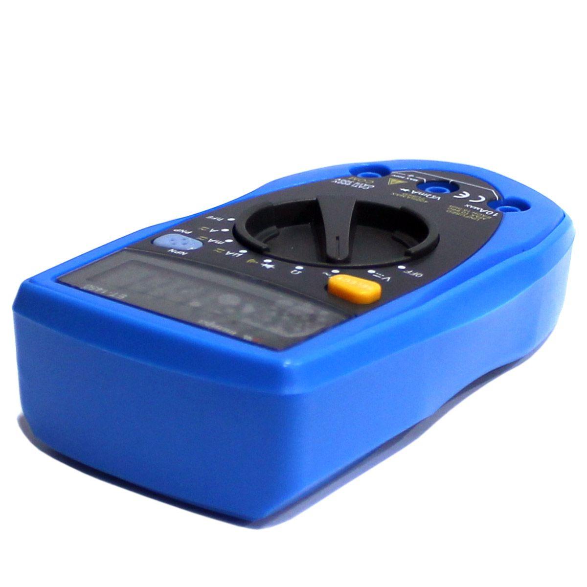Multímetro Digital Minipa ET-1450  - MRE Ferramentas