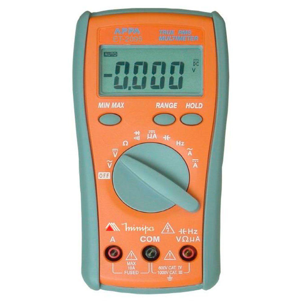 Multímetro Digital Minipa ET-2095  - MRE Ferramentas