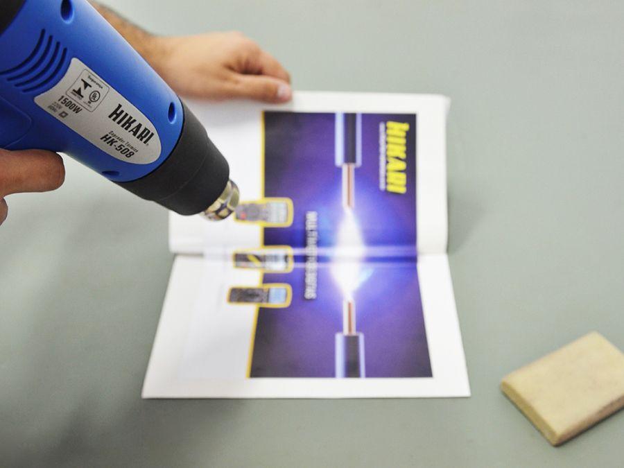 Soprador Térmico Hikari HK-508  - MRE Ferramentas