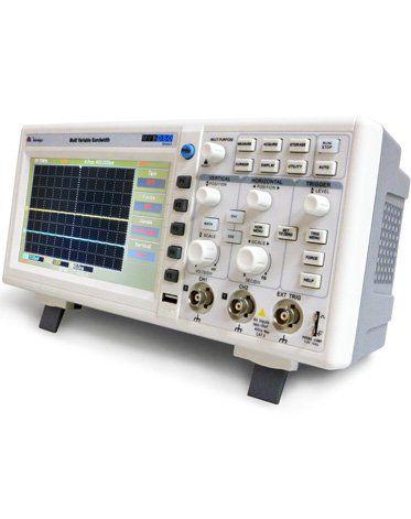 Osciloscópio Digital 100MHz 2 Canais Minipa MVB-DSO   - MRE Ferramentas