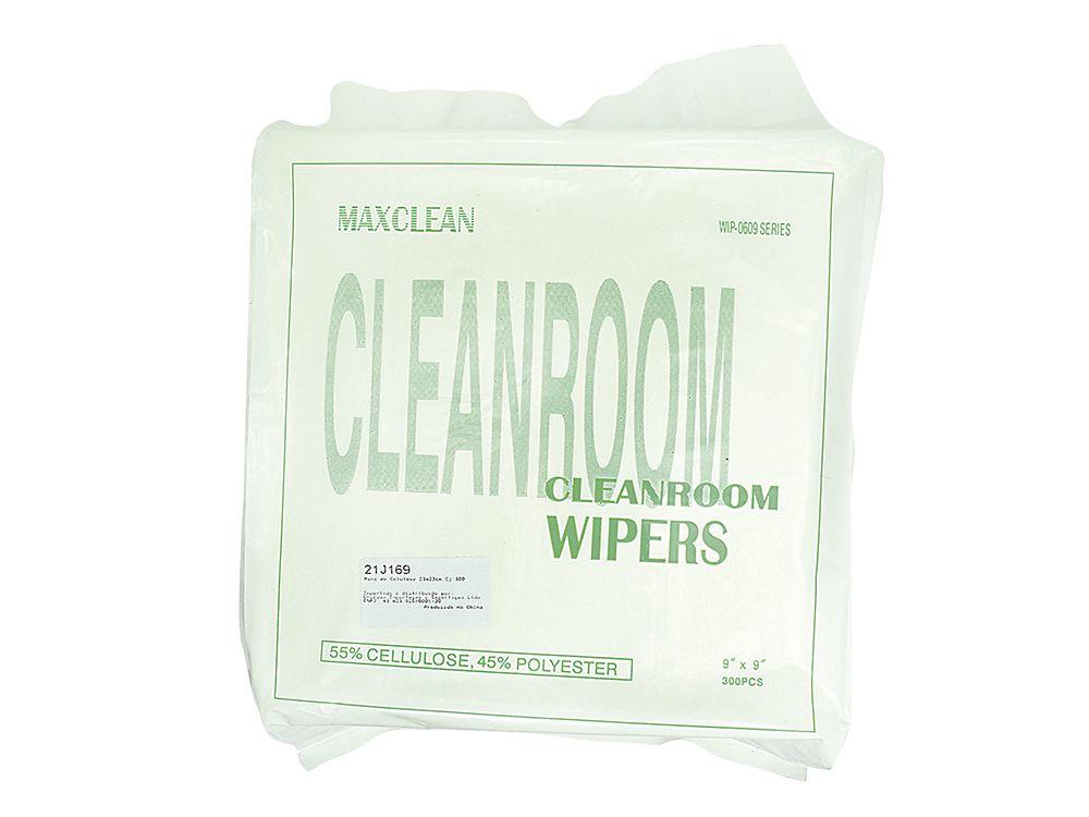 Pano Anti-estático Celulose 23x23cm (Pacote 300 peças)  - MRE Ferramentas