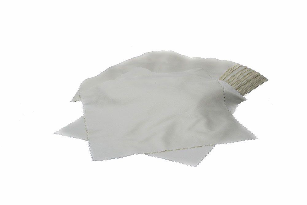 Pano Anti-estático Micro-Fibra 15 X 18CM (Pacote 100 peças)  - MRE Ferramentas