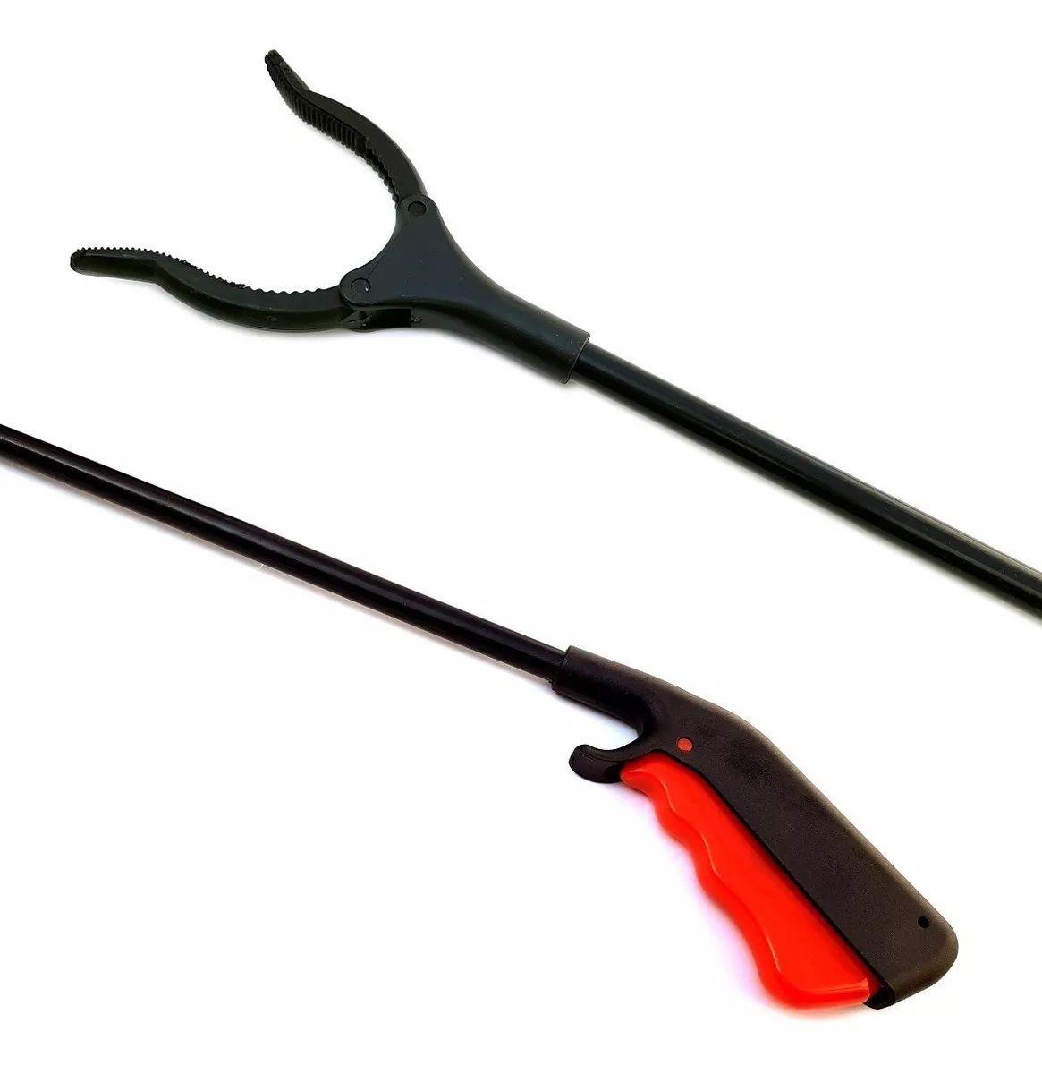 Pegador de Objetos Muito Leve Garra Mão Mecânica 84cm  - MRE Ferramentas