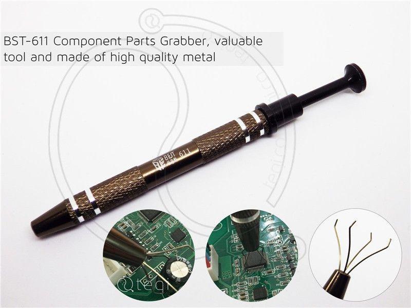Pinça Extratora com Garra DS-Tools DS-611  - MRE Ferramentas