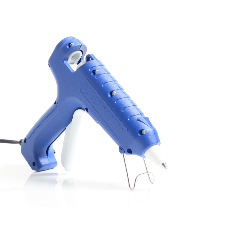 Pistola de Cola Quente Profissional 16W Rhamos e Brito K-600S (Com Botão Liga/Desliga)  - MRE Ferramentas