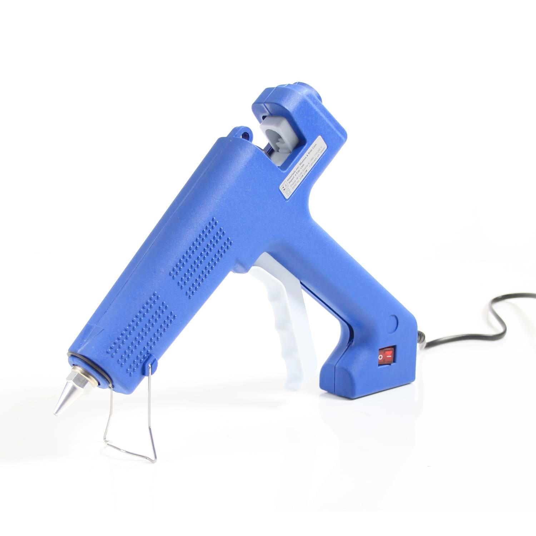Pistola de Cola Quente Profissional 23W Rhamos e Brito K-1000 (Com Botão Liga/Desliga)  - MRE Ferramentas
