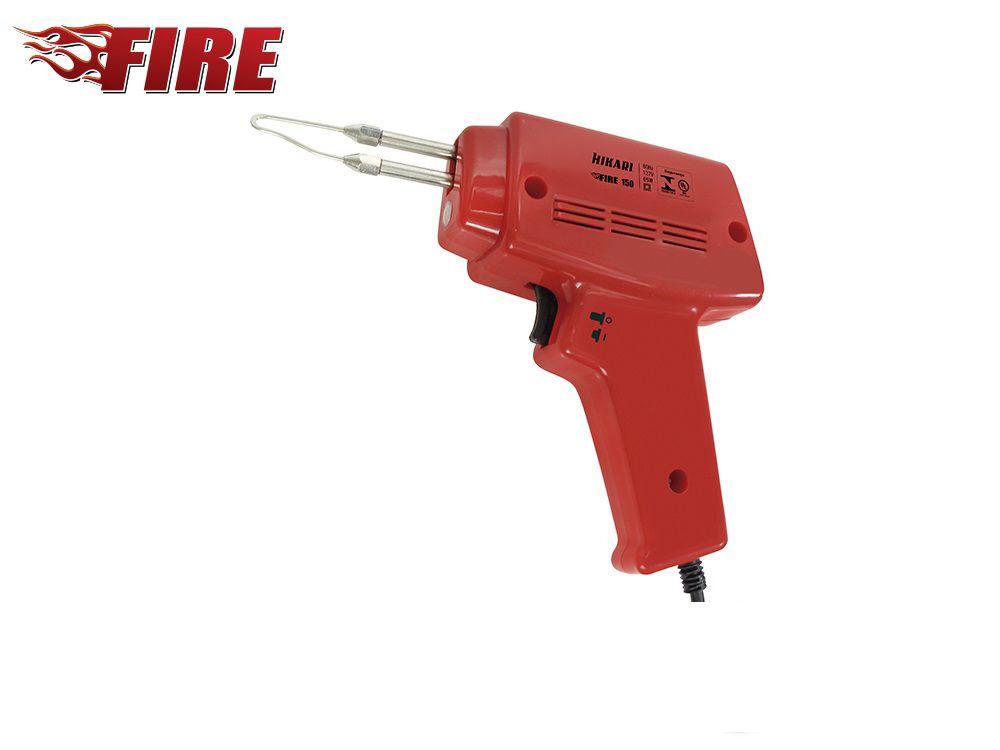 Pistola de Soldar Hikari Fire 150  - MRE Ferramentas