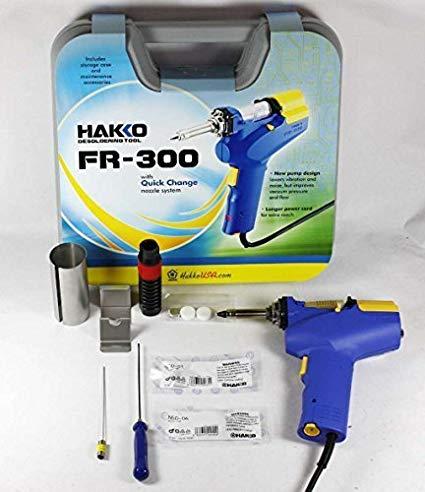 Pistola dessoldadora Hakko FR-300  - MRE Ferramentas