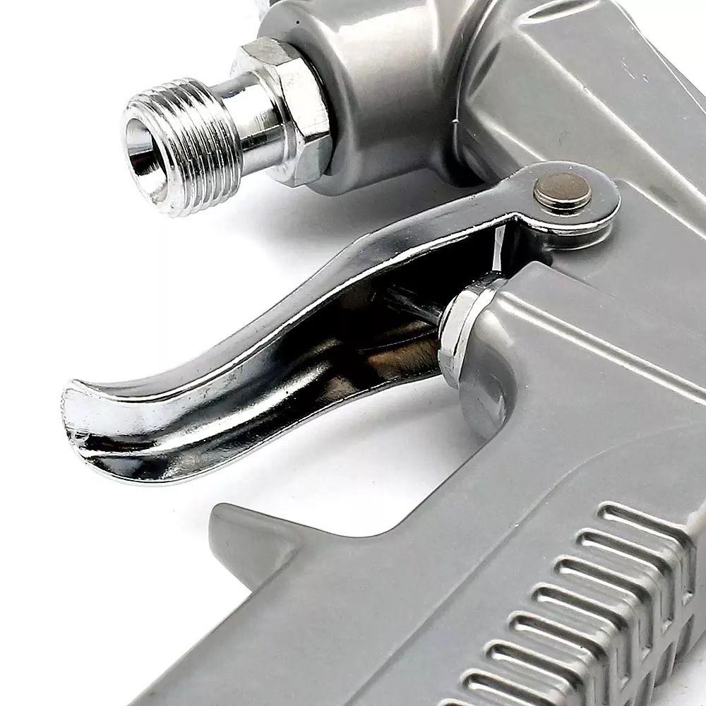 Pistola Jato De Areia Jateamento Caneca Sucção 1000ml Stels  - MRE Ferramentas