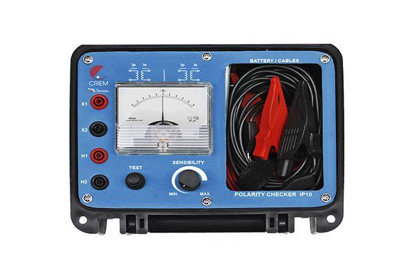 Polarímetro Minipa IP-10  - MRE Ferramentas