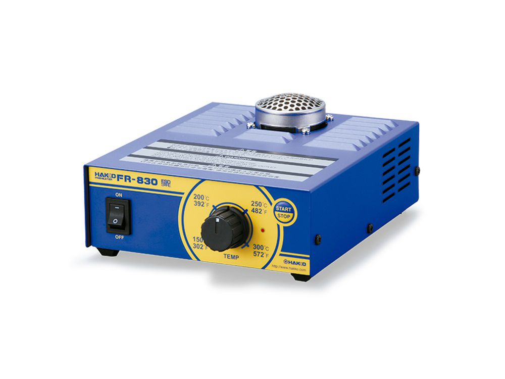 Pré Aquecedor 230W Hakko FR-830  - MRE Ferramentas