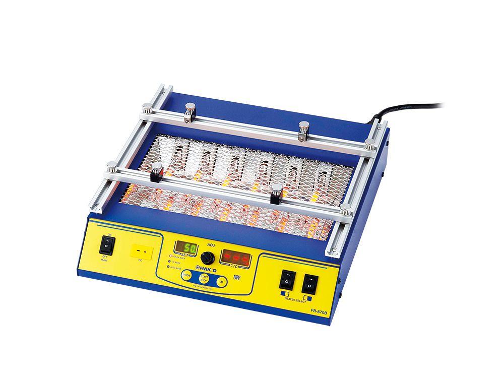 Pré Aquecedor Infrared 1130W Hakko FR-870B  - MRE Ferramentas