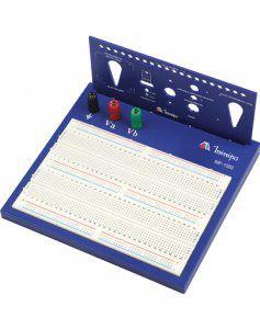 Protoboard 1580 pontos Minipa MP-1580  - MRE Ferramentas