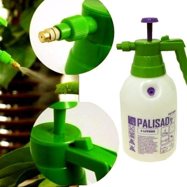 Pulverizador Manual 2 Litros Com Válvula Segurança Palisad   - MRE Ferramentas