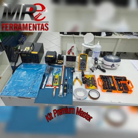 Relação de Ferramentas e Multímetro Sr Smart  - MRE Ferramentas