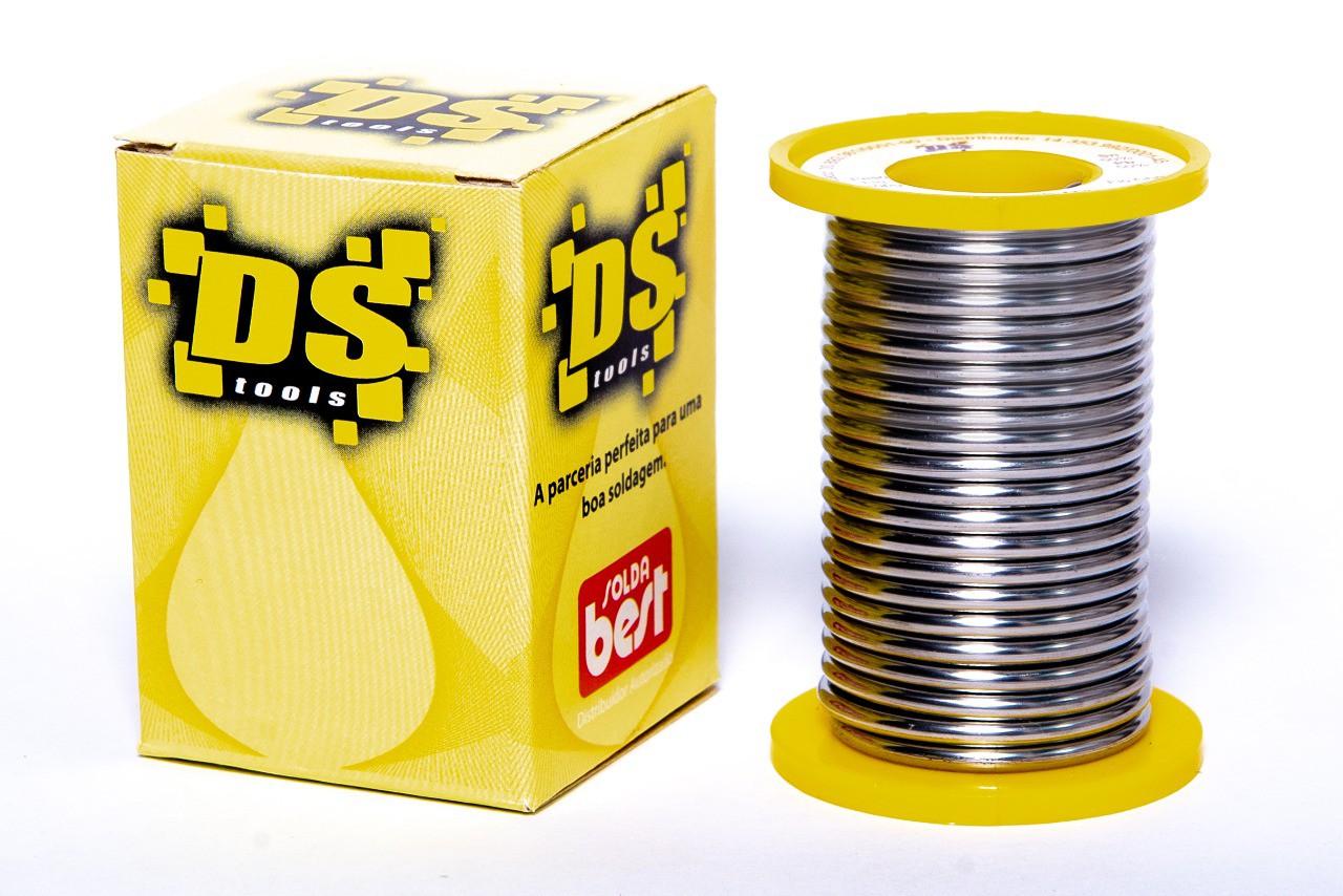 Rolo de Solda Fio 2,4mm 50x50 Best 10A24 200g  - MRE Ferramentas