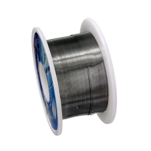 Rolo de Solda Fio 0,3mm Sn63Pb37 30g - Ultra Fina  - MRE Ferramentas