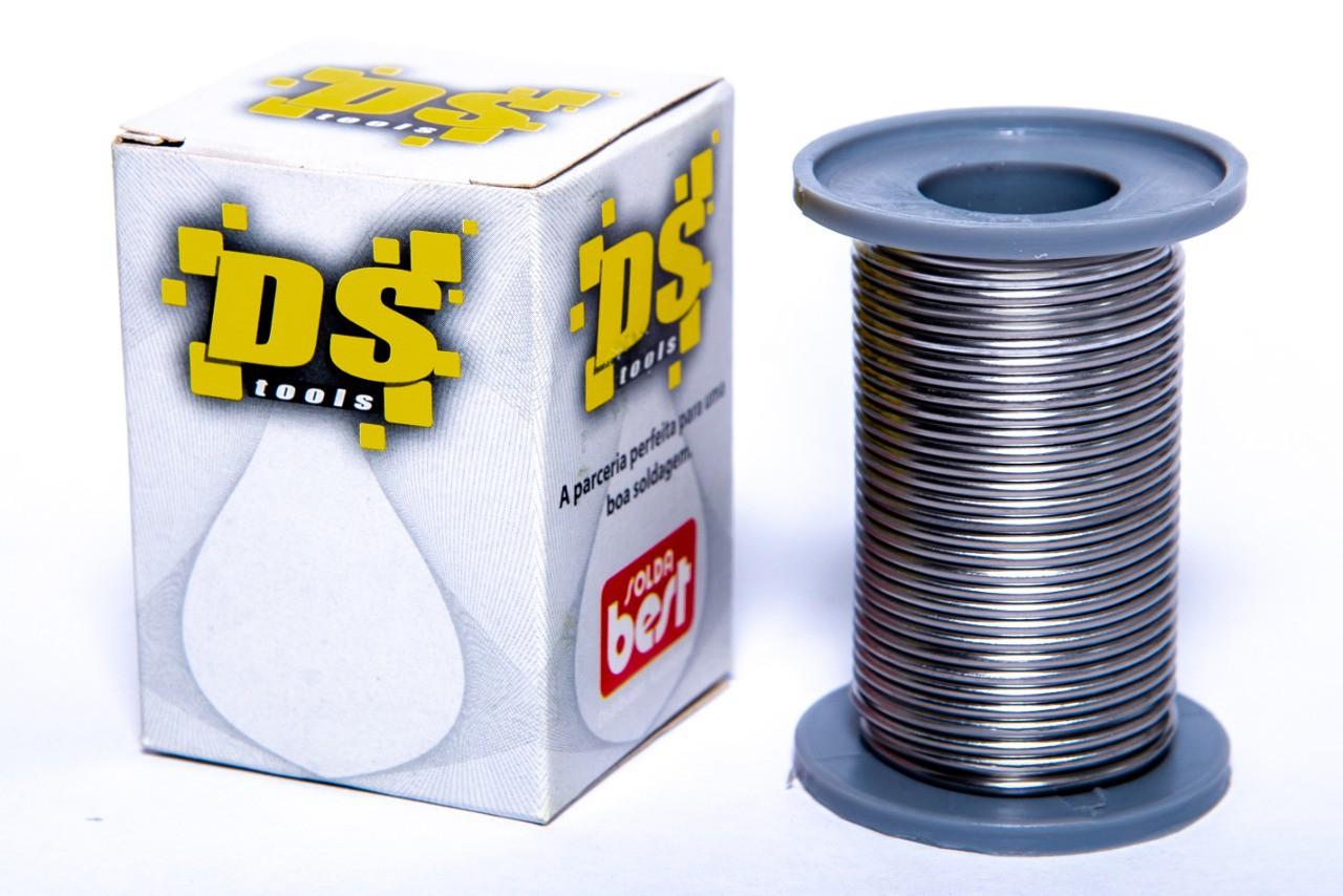 Rolo de Solda Fio 1,5mm 35x65 Best 246MSY15 100g  - MRE Ferramentas